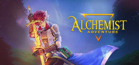 Alchemist Adventure [PT-BR] Capa