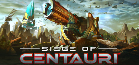 Siege of Centauri Cover Image