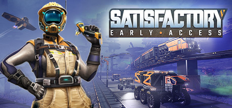 Satisfactory Cover Image