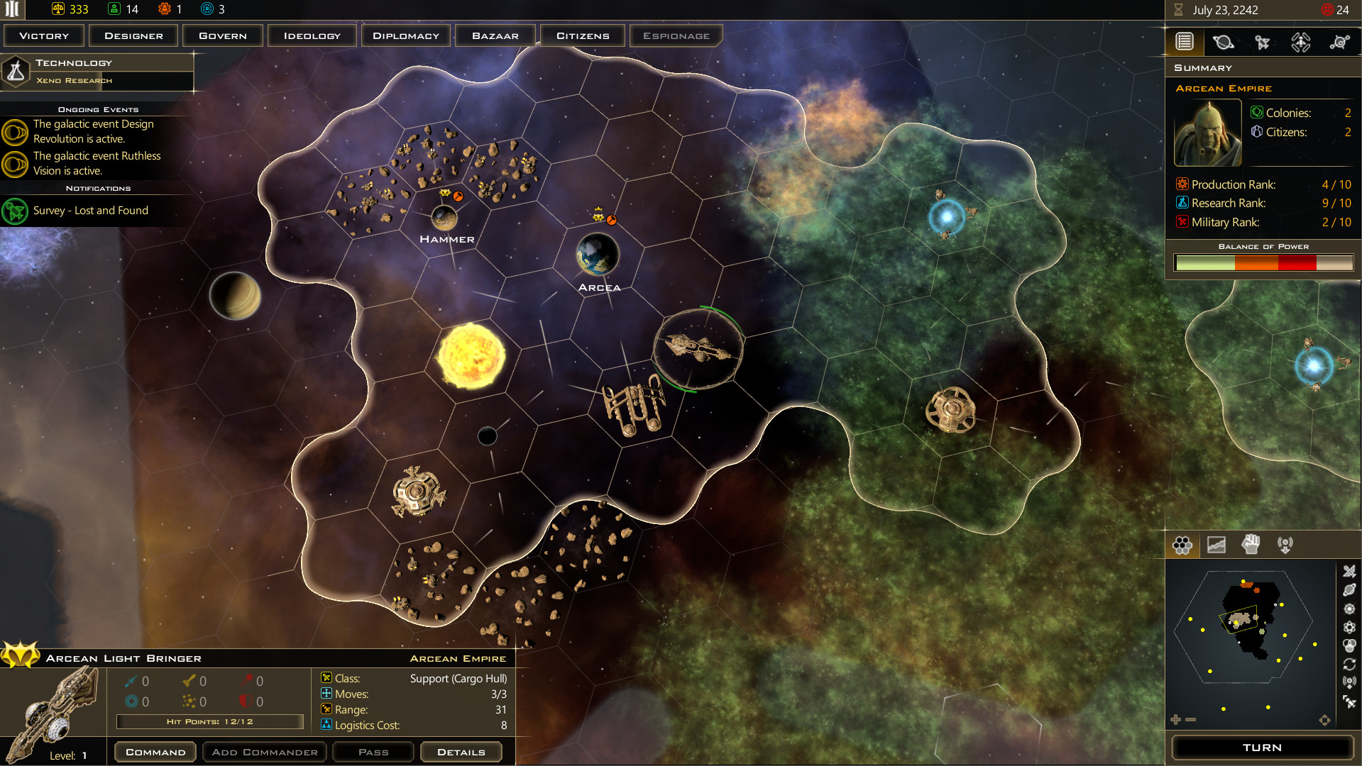 Galactic Civilizations III: Crusade Expansion Pack Steam'de