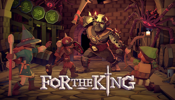 Save 66% on For The King on Steam