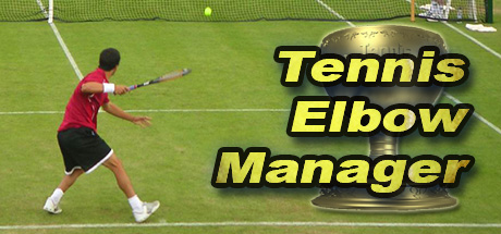 Tennis Elbow Manager Cover Image