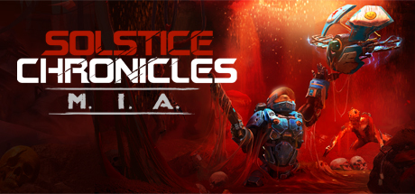 Solstice Chronicles: MIA Cover Image
