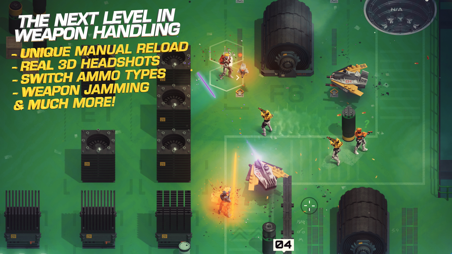 SYNTHETIK: Legion Rising ULTIMATE Free Download – BEST GAME – FREE DOWNLOAD