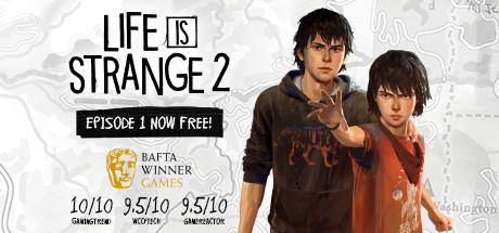 Life is Strange 2 Cover Image
