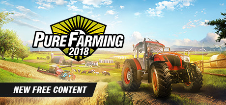 Teaser for Pure Farming 2018