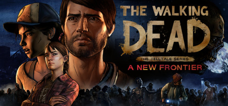 The Walking Dead: A New Frontier Cover Image