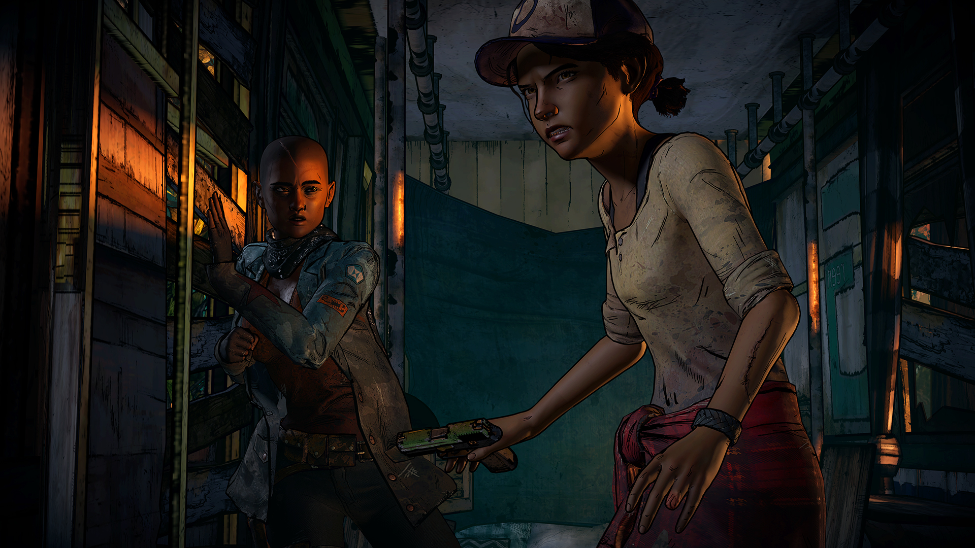 THE WALKING DEAD A NEW FRONTIER FREE DOWNLOAD