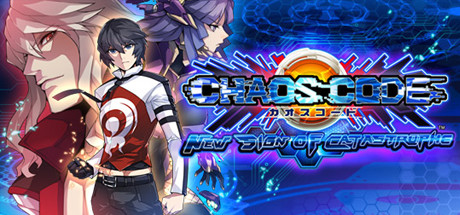 CHAOS CODE -NEW SIGN OF CATASTROPHE- Cover Image