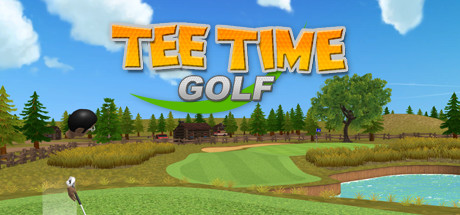 Tee Time Golf Cover Image