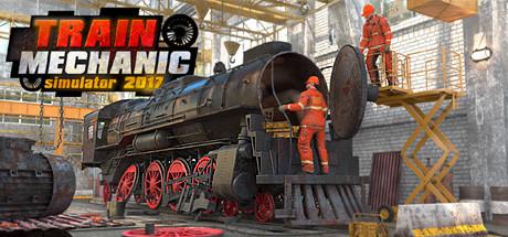 Train Mechanic Simulator 2017 Cover Image