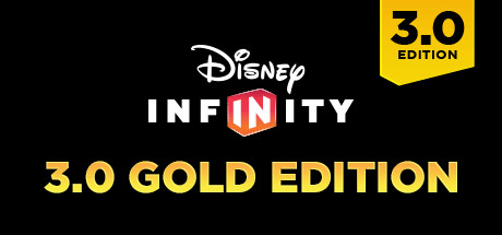 Disney Infinity 3.0: Gold Edition Cover Image