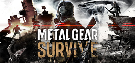 METAL GEAR SURVIVE Cover Image