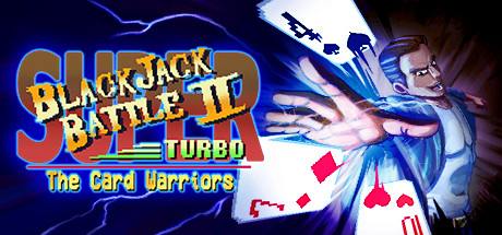 Super Blackjack Battle 2 Turbo Edition - The Card Warriors Cover Image