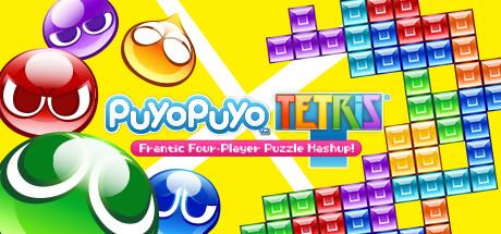 Puyo Puyo™Tetris® Cover Image