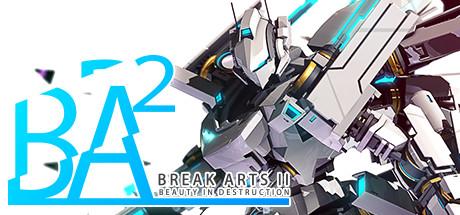 BREAK ARTS II Capa