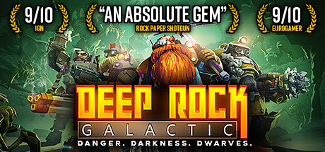 Deep Rock Galactic · AppID: 548430 · SteamDB