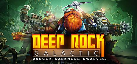 Deep Rock Galactic Cover Image