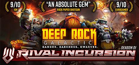 Deep Rock Galactic [PT-BR] Capa