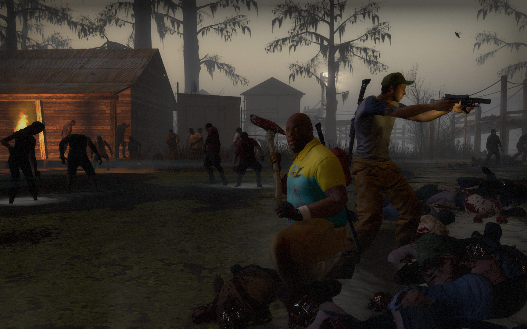 Left for dead game free
