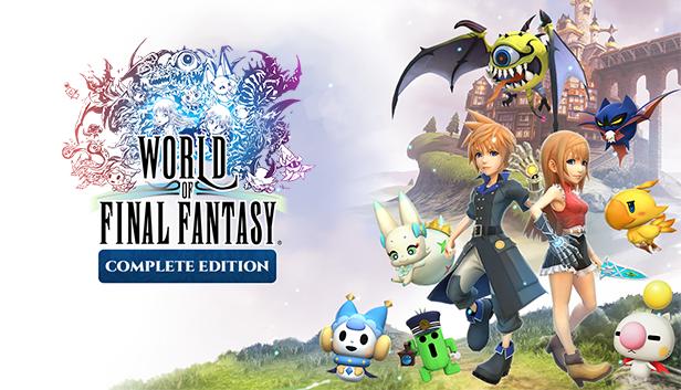WORLD OF FINAL FANTASY® on Steam