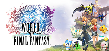WORLD OF FINAL FANTASY® Cover Image