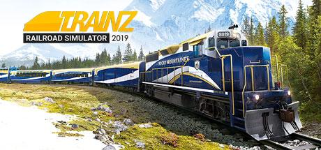 Trainz Railroad Simulator 2019 Cover Image