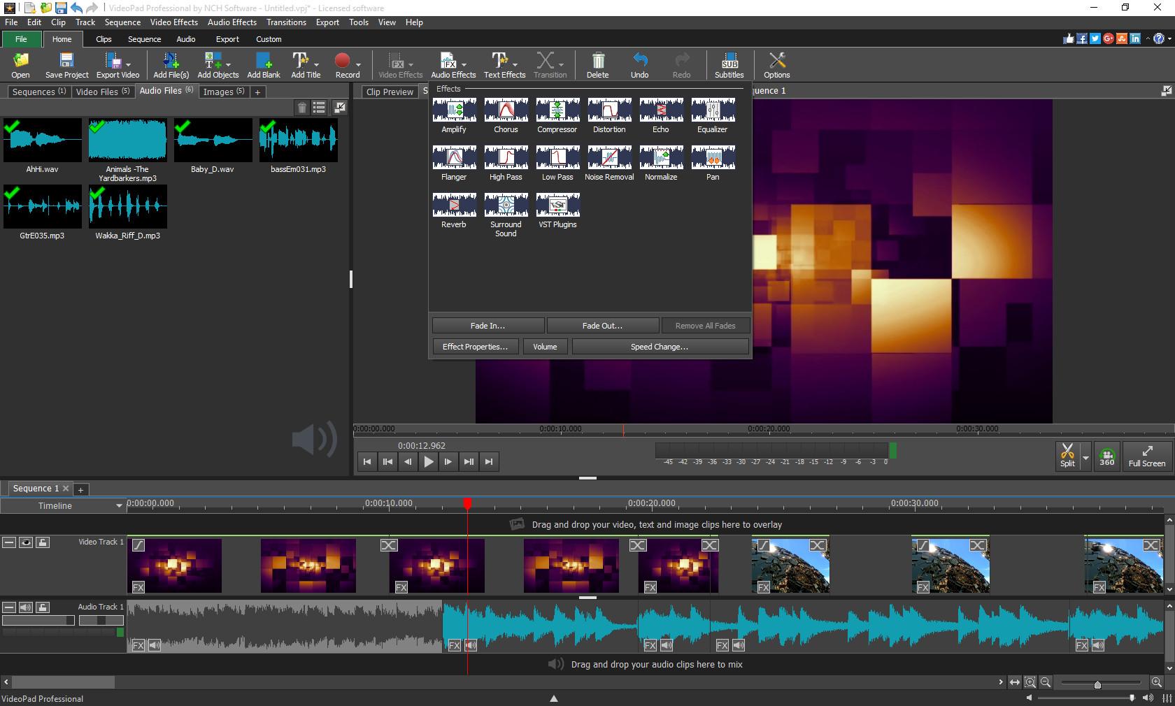 Steam で 30% オフ:VideoPad Video Editor