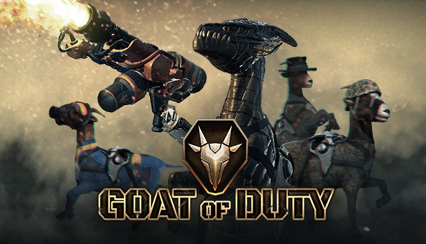 Save 40% on GOAT OF DUTY on Steam