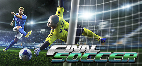 Final Soccer VR Cover Image