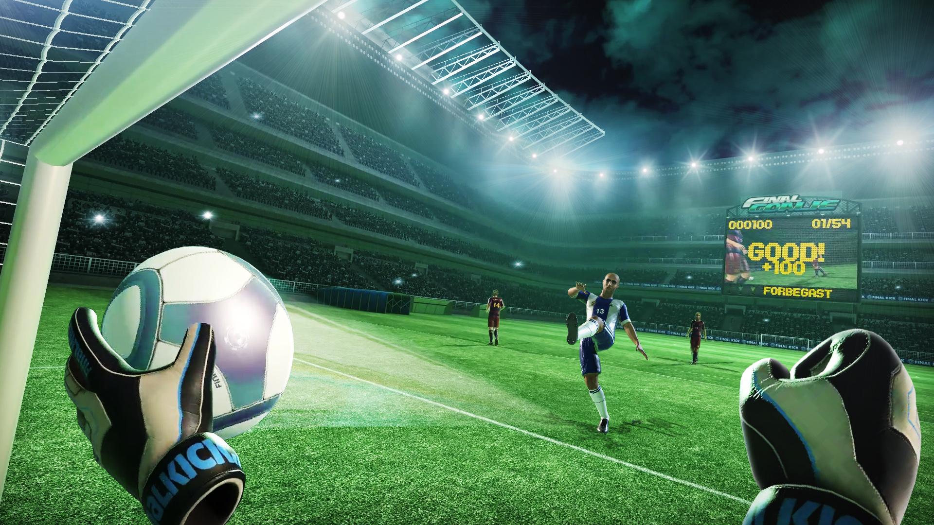 Image result for final soccer vr