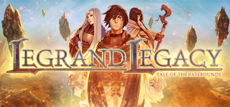 LEGRAND LEGACY: Tale of the Fatebounds Cover Image