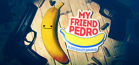 My Friend Pedro Cover Image