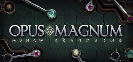 Opus Magnum Cover Image