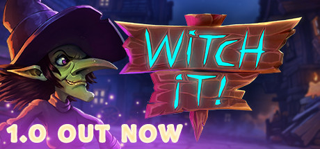 Witch It Free Download v1.0 (Incl. Multiplayer)