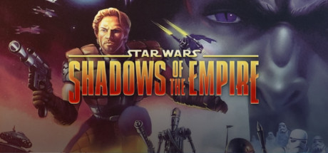 STAR WARS™ SHADOWS OF THE EMPIRE™ Cover Image