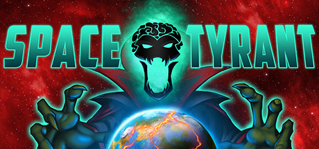 Space Tyrant Cover Image