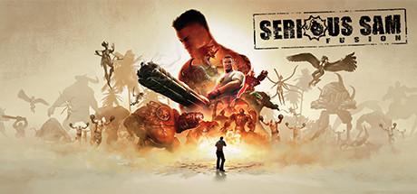 Serious Sam Fusion 2017 (beta) Cover Image