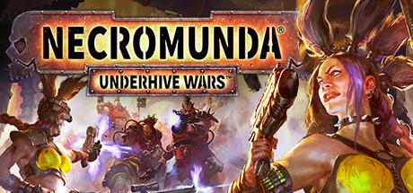 Necromunda Underhive Wars Capa