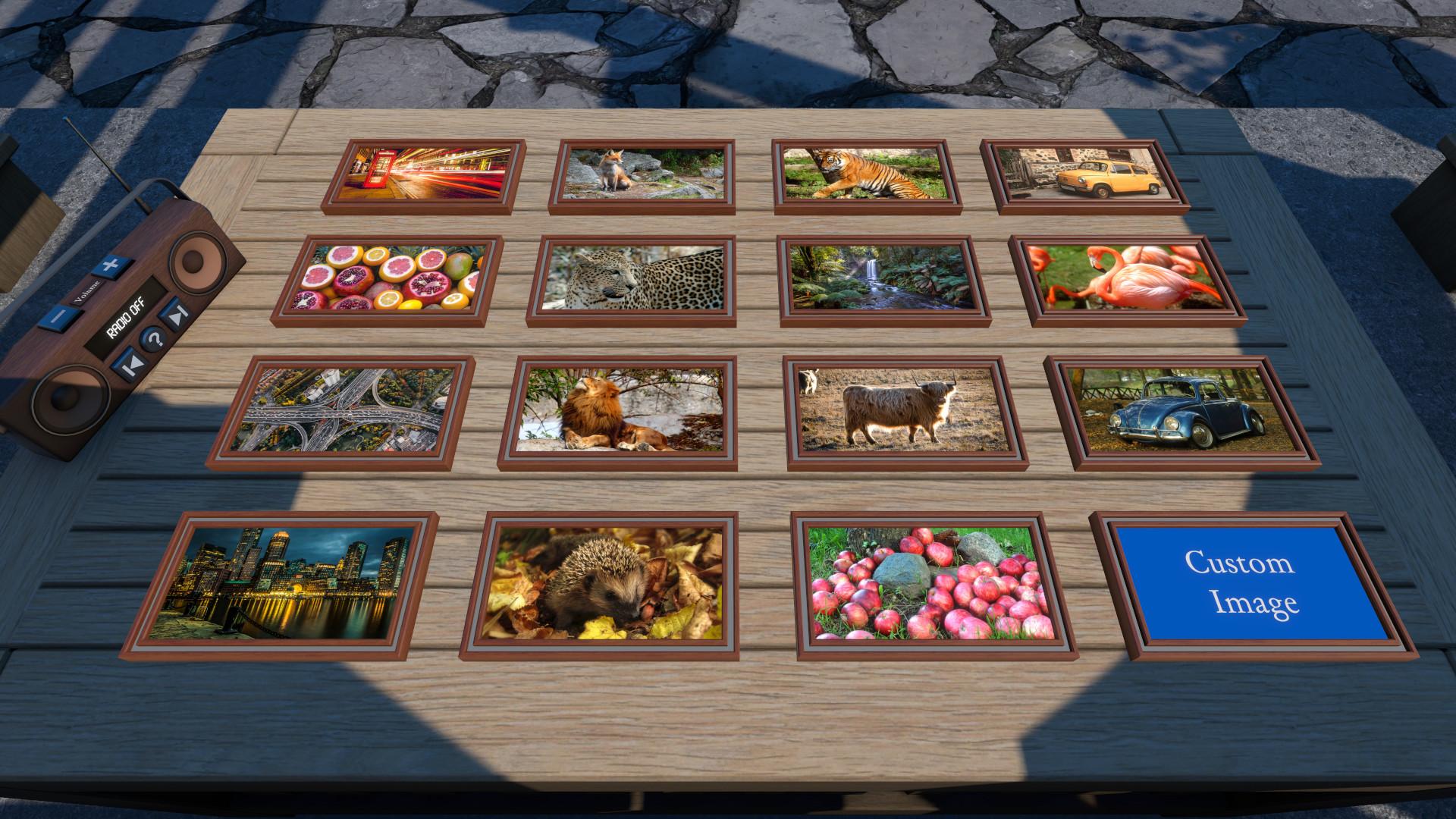 Oculus Quest 游戏《Jigsaw Puzzle VR》超级拼图 VR插图(2)
