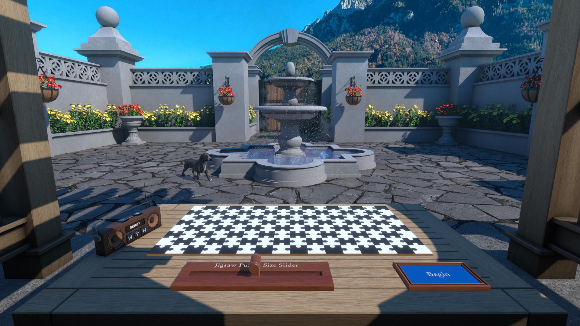 Oculus Quest 游戏《Jigsaw Puzzle VR》超级拼图 VR插图(3)