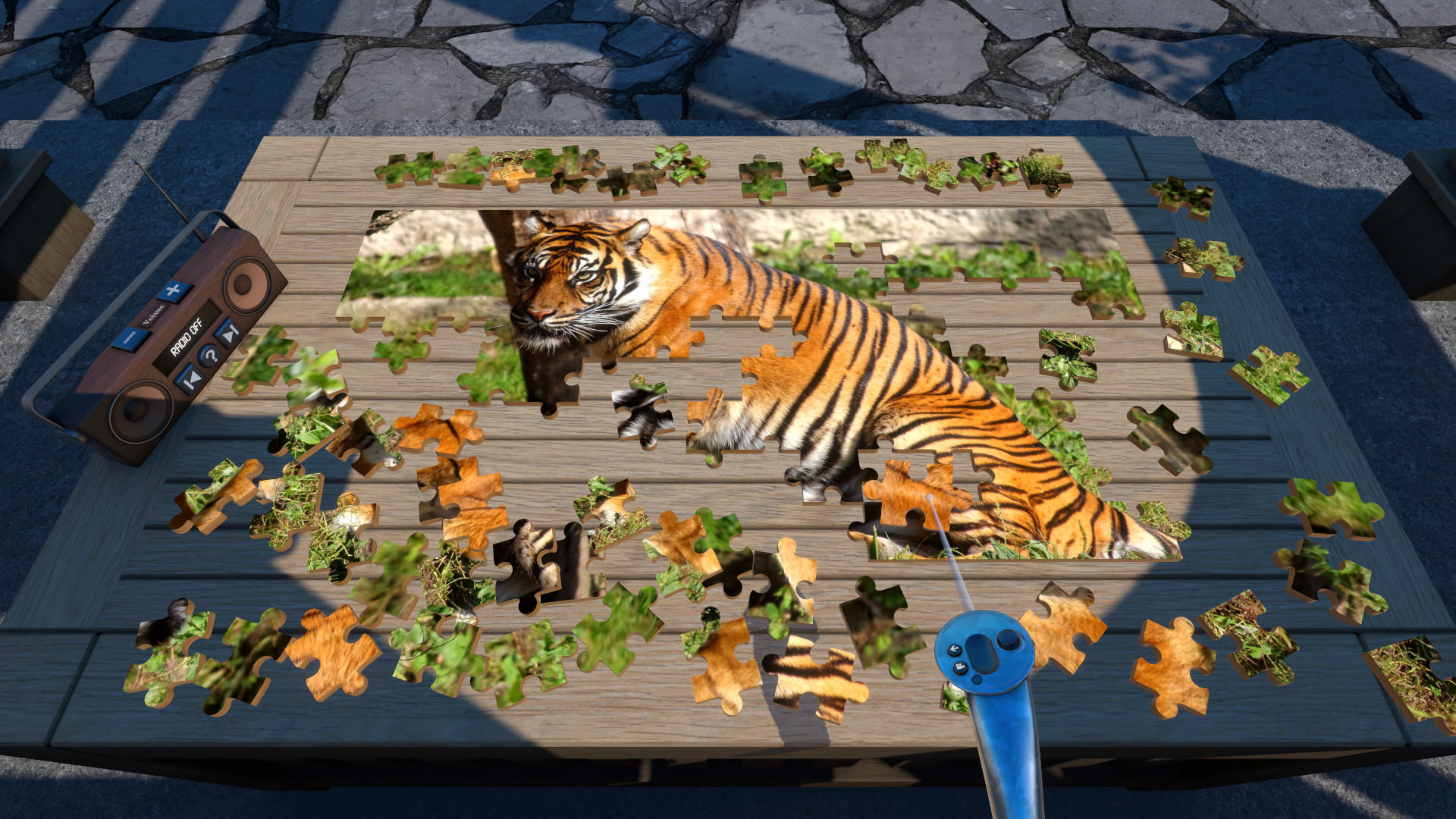 Oculus Quest 游戏《Jigsaw Puzzle VR》超级拼图 VR插图