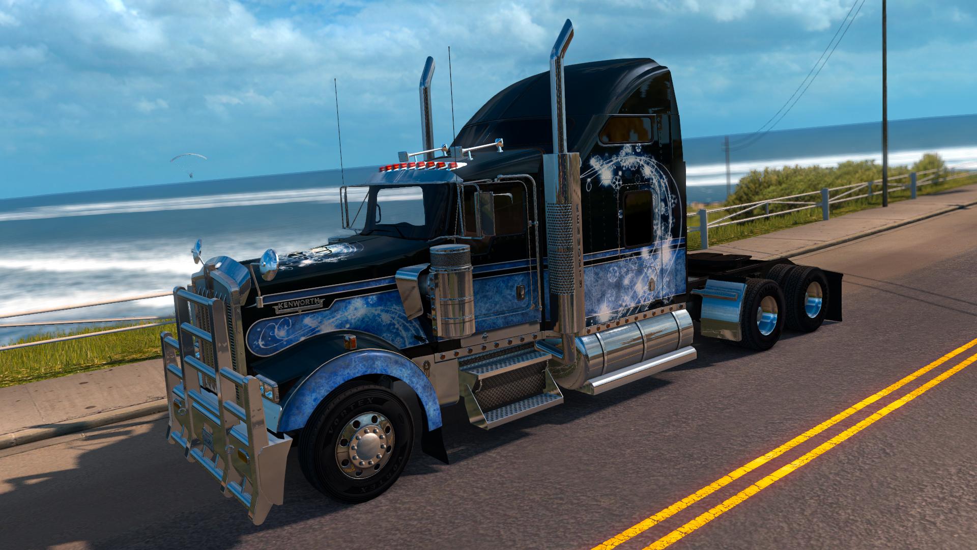 American Truck Simulator - Valentine