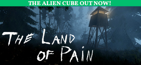 The Land of Pain Capa