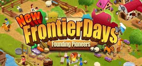 New Frontier Days ~Founding Pioneers~ Cover Image