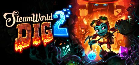 SteamWorld Dig 2 Cover Image