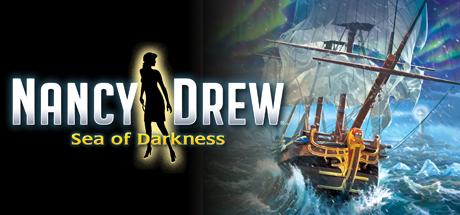 Nancy Drew®: Sea of Darkness Cover Image