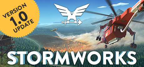 Stormworks: Build and Rescue Cover Image