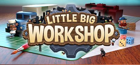 Little Big Workshop Cover Image