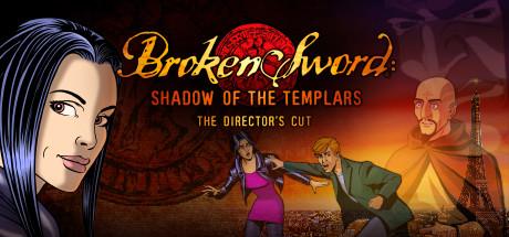 Broken Sword: Director's Cut pe Steam